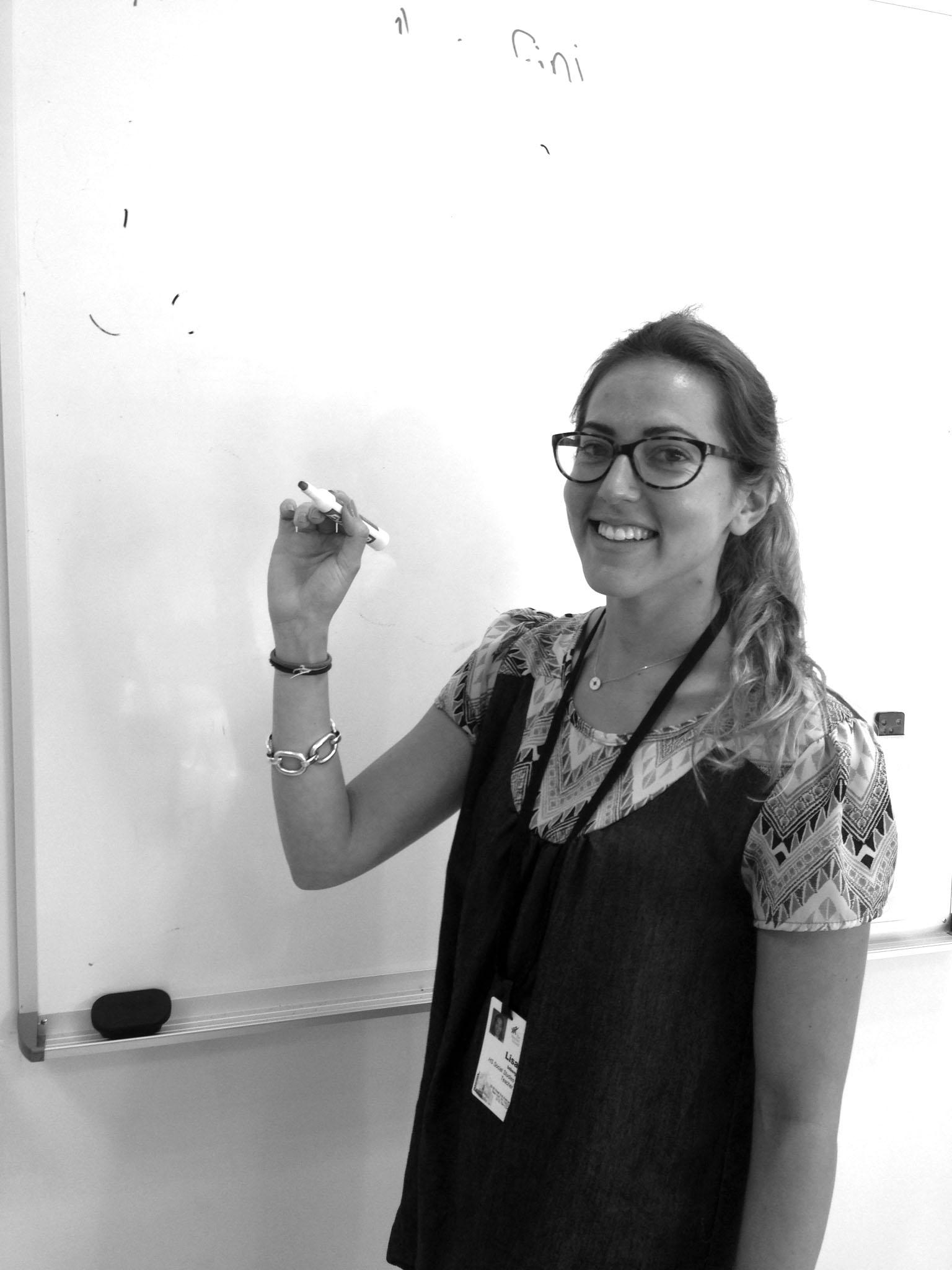 Teacher Profile: Lisa Inberg
