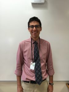 Teacher Profile: Joseph Eskin